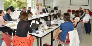 WAMDIA: Second Transnational meeting in Budapest - Associazione PRISM